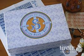クロスステッチ 刺繍糸|サジュー Sajou【Retors du Nord】全96色と色見本の図案セット