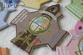 糸巻き【Verneuil】地球儀|サジュー Sajouの手芸用品